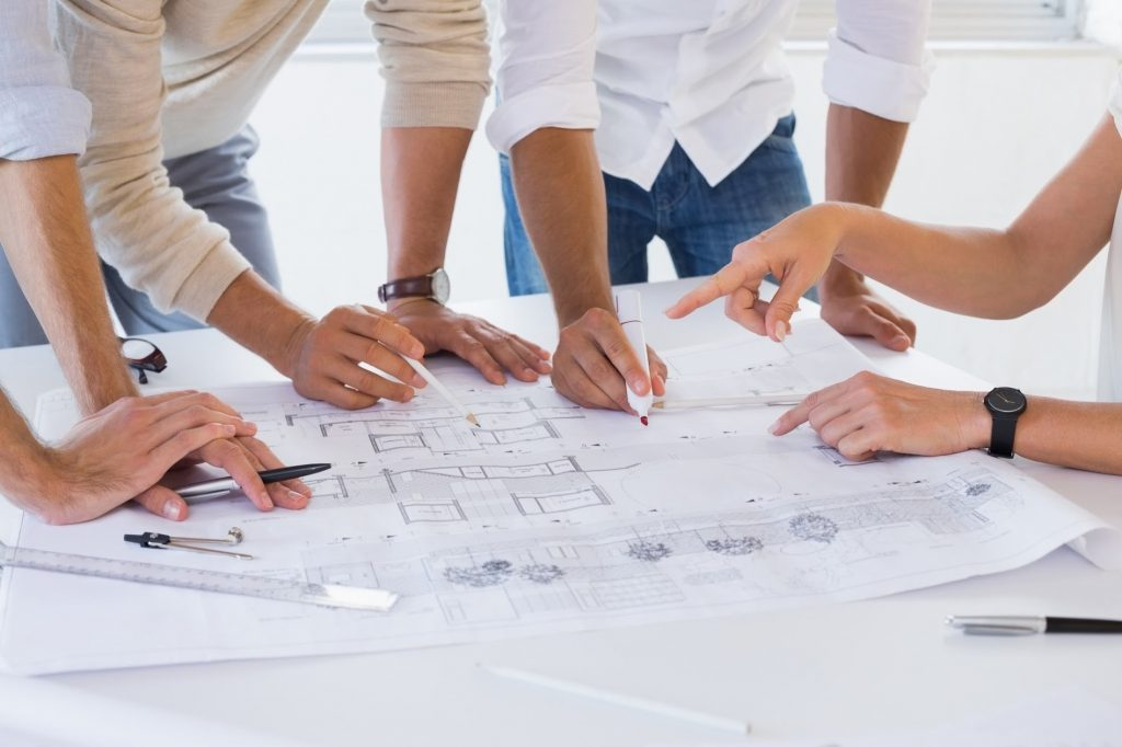 Qualities that must be present in an architect