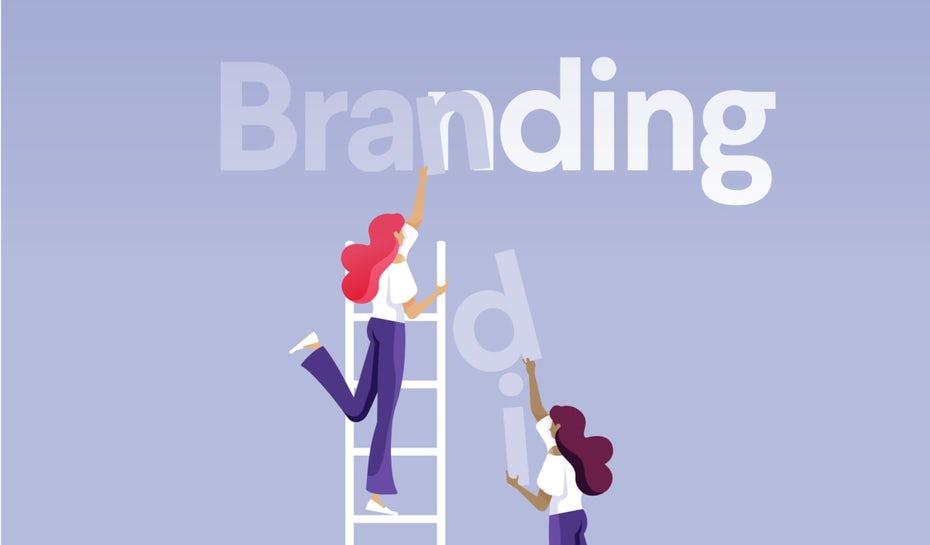 Appointing a branding company