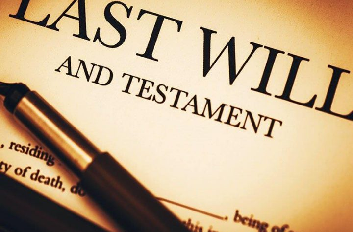 Things to know about wills