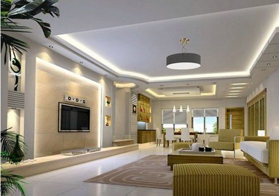 Ceiling lights for living room decoratons